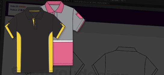 專業訂造Polo Shirt