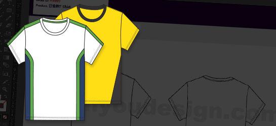 專業訂造T-Shirt