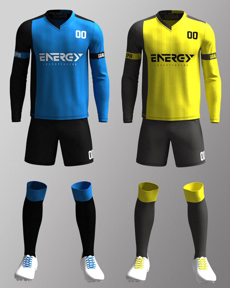 Bespoke Customized Football / Handball Jersey